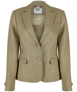 Women's Dubarry Blairscove Linen Blazer - Sage