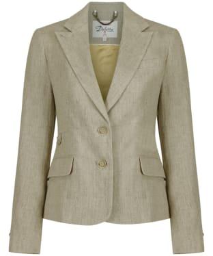 Women's Dubarry Blairscove Linen Blazer - Oatmeal