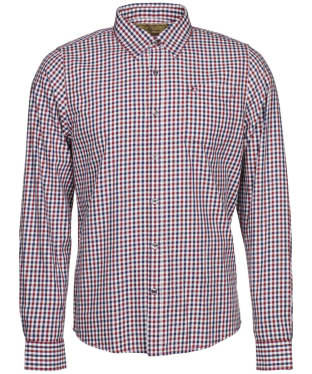 Men's Dubarry Allenwood Shirt - Malbec Multi