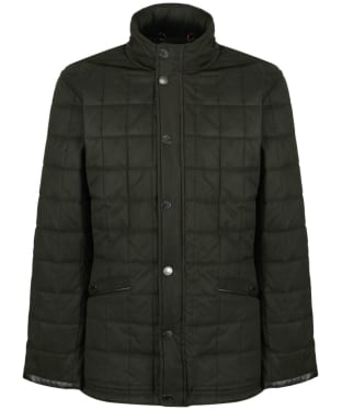 Men's Dubarry Beckett Quilted Jacket - Verdi Gris