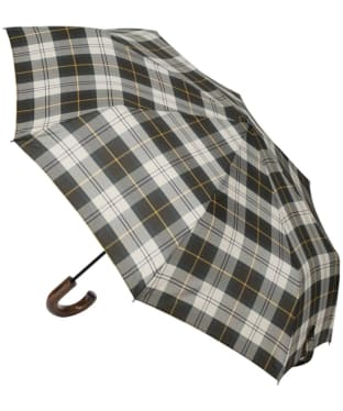 Barbour Tartan Telescopic Umbrella - Ancient Tartan
