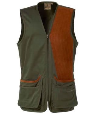 Men's Musto Clay Shooting Vest - Vineyard Left Hand