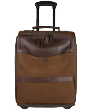 Dubarry Gulliver Leather Carry On Case - Walnut