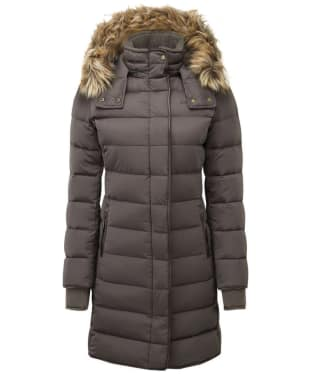 Women's Schoffel Mayfair Down Coat - Juniper