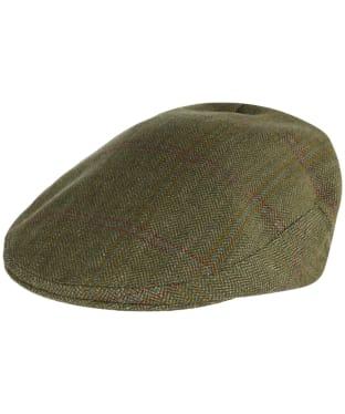 Men's Schoffel Tweed Classic Cap - Sandringham Tweed