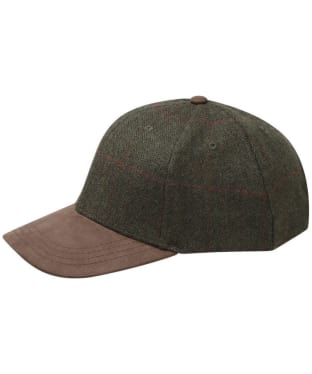 Schöffel Tweed Baseball Cap - Windsor Tweed