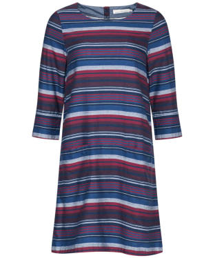 Women's Seasalt Folly Cove Dress - Faraway Voyage Rosewood