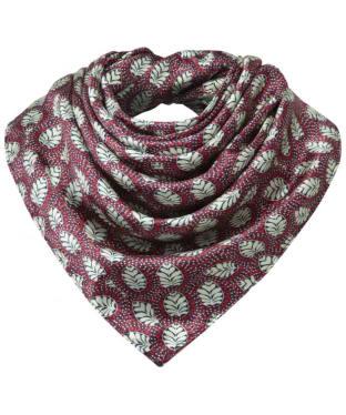 Women's Schöffel Silk Scarf - Multi