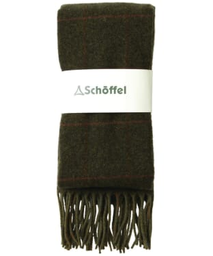 Schoffel House Tweed Scarf - Windsor Tweed