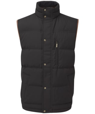 Men's Schöffel Richmond Down Gilet - Charcoal