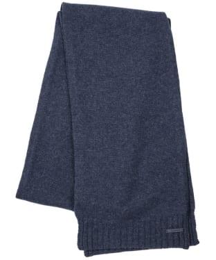 Women's Schöffel Cashmere Scarf - Indigo