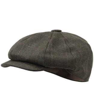 Women's Schöffel Newsboy Cap - Cavell Tweed