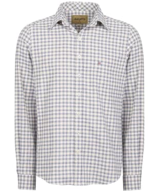 Men's Dubarry Slane Shirt - Teak Multi