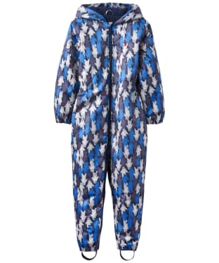 Boy's Joules Toddler Cosy Snowsuit, 1-2yrs