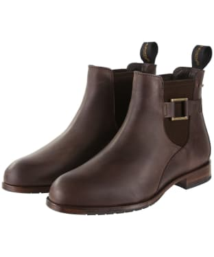 Women's Dubarry Monaghan Chelsea Boots - Old Rum
