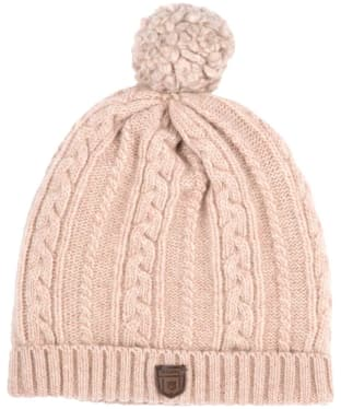 Women's Dubarry Keadue Knitted Hat - Oatmeal