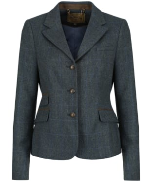 Women's Dubarry Fitted Tweed Buttercup Jacket - Mist