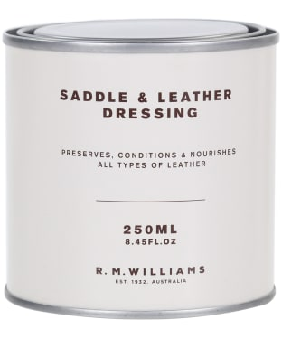 R.M. Williams Saddle & Leather Dressing -