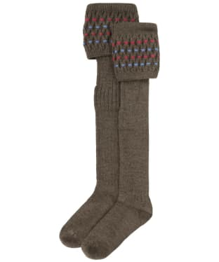 Women's Schöffel Stitch Sock II - Mink