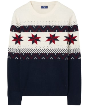 Men's GANT Fairisle Christmas Sweater