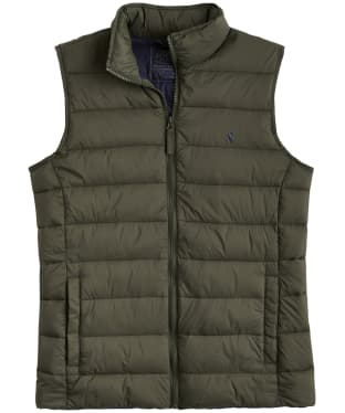 Men's Joules Go To Gilet - Dark Khaki