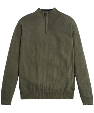 Men's Joules Hillside Jumper - Khaki Marl