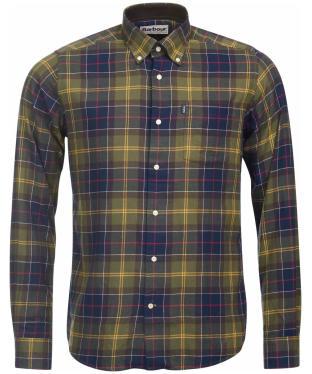 Men's Barbour Murray Tailored Fit Shirt - Classic Tartan
