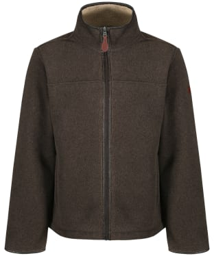 Men's Aigle New Garrano Fleece - Mouton Marron Chin