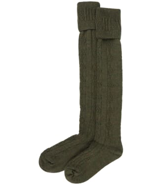 Pennine Beater Shooting Socks - Greenacre