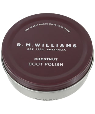 R.M. Williams Stockmans Boot Polish - Chestnut - Chestnut