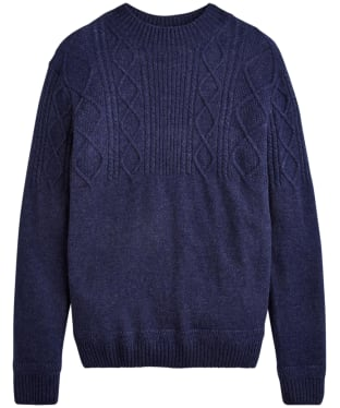 Men's Joules Shipton Cable Knit Jumper