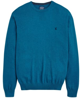 Men's Joules Retford Crew Neck Jumper - Teal
