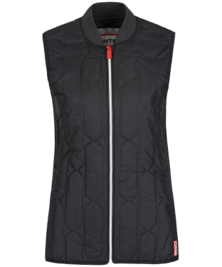 Women's Hunter Original Midlayer Gilet - Black