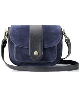 Women's Fairfax & Favor Highcliffe Handbag - Navy Blue