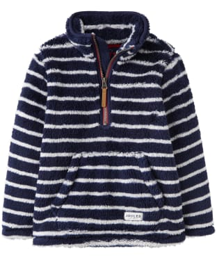 Boy's Joules Woozle Half Zip Fleece, 2-5yrs