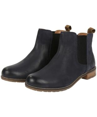 Women's Barbour Abigail Chelsea Boot - Navy