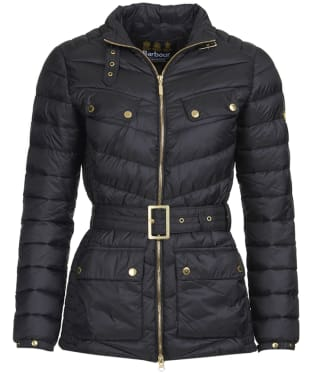 Women's Barbour International Gleann Quilt