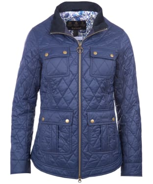 Women's Barbour Liberty Rachel Quilt - Navy