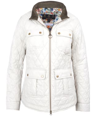 Women's Barbour Liberty Rachel Quilt - Mist