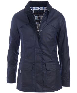 Women's Barbour Shield Wax Jacket
