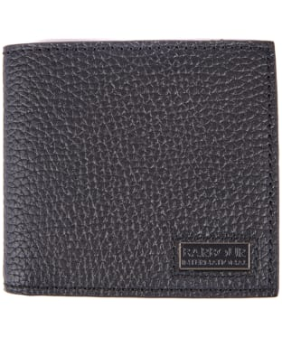 Men's Barbour International Billifold Wallet - Black