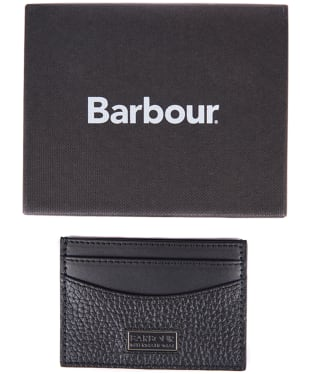 Men's Barbour International Card Holder