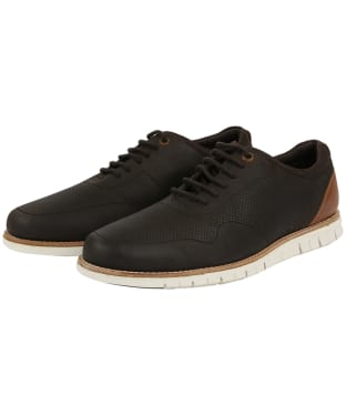 Men's Barbour Kingsley Shoes - Truffle