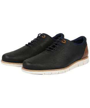 Men's Barbour Kingsley Shoes - Navy