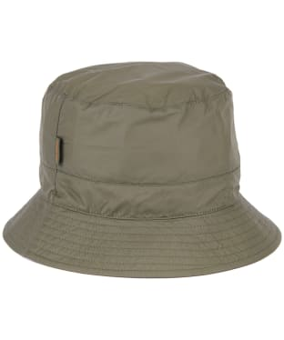 Barbour Esha Waterproof Sports Hat - Olive / Navy