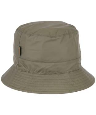 Barbour Esha Waterproof Sports Hat - Olive / Navy