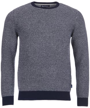 Men's Barbour Calvay Crew Neck Sweater