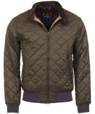 Men's Barbour Romer Quilted Jacket