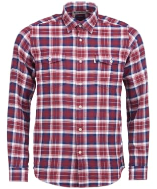 Men's Barbour Copinsay Shirt - Port Check