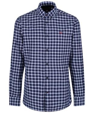 Men's Crew Clothing Bridford Shirt - Navy